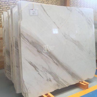persian carar white marble stone