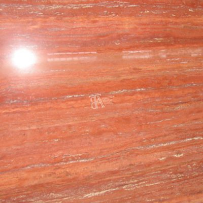 RED TRAVERTINE Stone