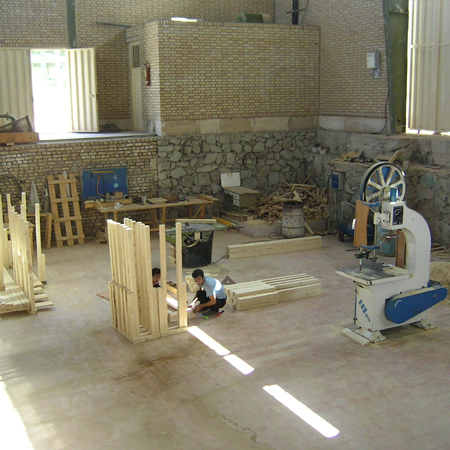 Tile Packing System